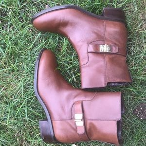 Cole Haan leather boots size 6